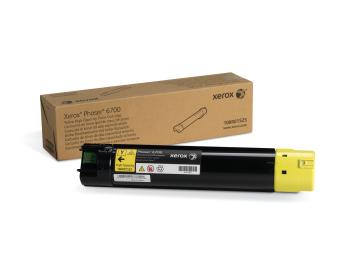 Originální toner XEROX 106R01525 (Žlutý)