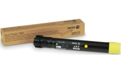 Toner do tiskárny Originální toner XEROX 106R01572 (Žlutý)