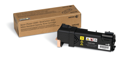 Originální toner Xerox 106R01600 (Žlutý)
