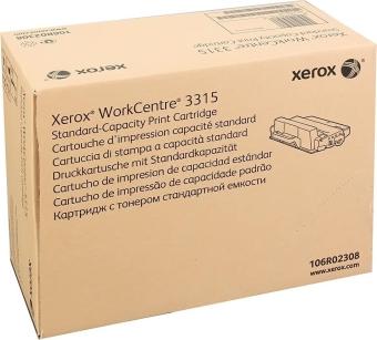 Originální toner Xerox 106R02308 (Černý)