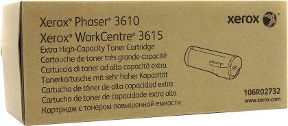 Originální toner XEROX 106R02732 (Černý)