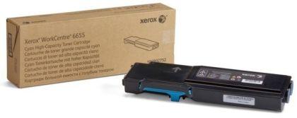 Originální toner XEROX 106R02752 (Azurový)