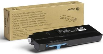 Originální toner XEROX 106R03510 (Azurový)