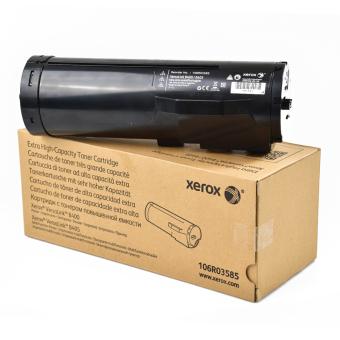 Originální toner XEROX 106R03585 (Černý)