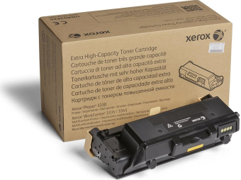 Originální toner Xerox 106R03625 (Černý)