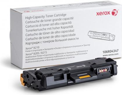 Originální toner XEROX 106R04348 (Černý)