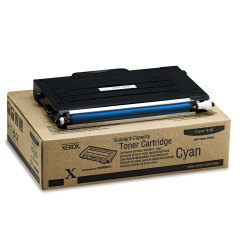 Toner do tiskárny Originální toner XEROX 106R00676 (Azurový)