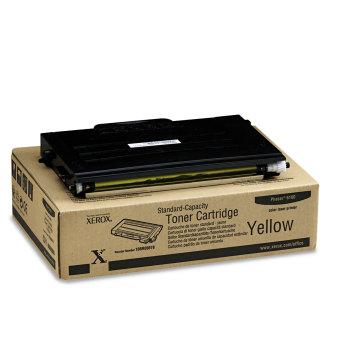 Originální toner XEROX 106R00678 (Žlutý)