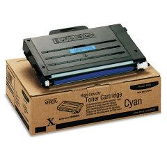 Toner do tiskárny Originální toner XEROX 106R00680 (Azurový)