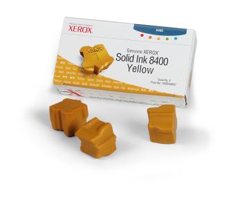 Originální tuhý inkoust XEROX 108R00607 (Žlutý)