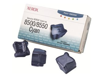 Originální tuhý inkoust XEROX 108R00669 (Azurový)