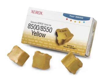 Originální tuhý inkoust XEROX 108R00671 (Žlutý)