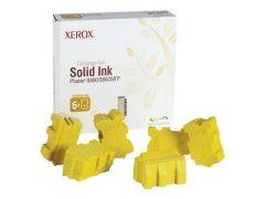 Toner do tiskárny Originální tuhý inkoust XEROX 108R00819 (Žlutý)