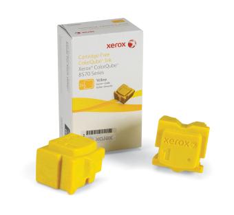 Originální tuhý inkoust XEROX 108R00938 (Žlutý)