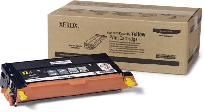 Originální toner Xerox 113R00721 (Žlutý)