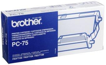 Originální fólie do faxu Brother PC75