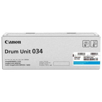 Originální fotoválec CANON 034C (9457B001) (Azurový Drum)