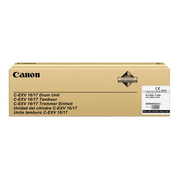 Originální fotoválec CANON C-EXV-16/17 (0258B002) (Černý Drum)