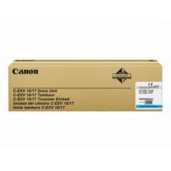 Originální fotoválec CANON C-EXV-16/17 (0257B002) (Azurový Drum)
