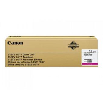 Originální fotoválec CANON C-EXV-16/17 (0256B002) (Purpurový Drum)