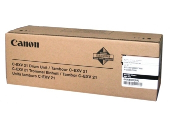 Originální fotoválec CANON C-EXV-21Bk (0456B002) (Černý Drum)