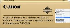 Originální fotoválec CANON C-EXV-21C (0457B002) (Azurový fotoválec)
