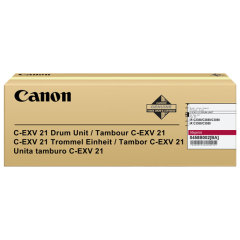 Originální fotoválec CANON C-EXV-21M (0458B002) (Purpurový Drum)