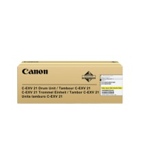 Originální fotoválec CANON C-EXV-21Y (0459B002) (Žlutý fotoválec)
