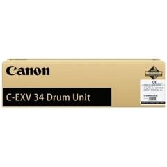 Originální fotoválec CANON C-EXV 34Bk-V (3786B003) (Černý fotoválec)