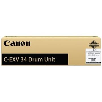 Originální fotoválec CANON C-EXV 34Bk-V (3786B003) (Černý Drum)