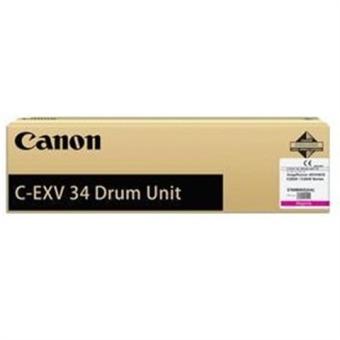 Originální fotoválec CANON C-EXV-34M-V (3788B003) (Purpurový Drum)