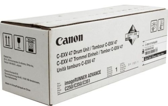 Originální fotoválec CANON C-EXV-47Bk (Černý fotoválec)