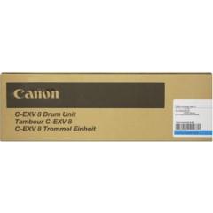 Originální fotoválec CANON C-EXV-8 C (7624A002) (Azurový fotoválec)