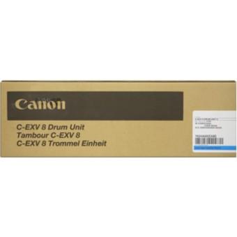 Originální fotoválec CANON C-EXV-8 C (7624A002) (Azurový Drum)