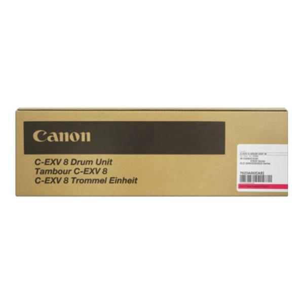 Originální fotoválec CANON C-EXV-8 M (7623A002) (Purpurový Drum)