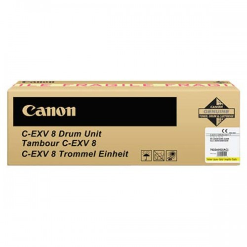 Originální fotoválec CANON C-EXV-8 Y (7622A002) (Žlutý Drum)