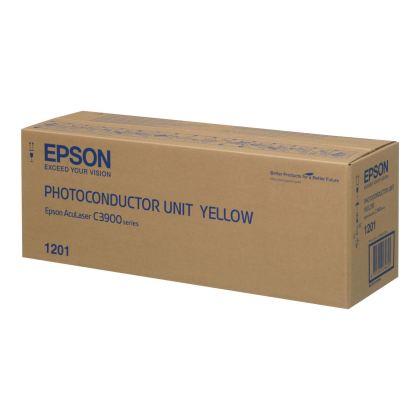 Originální fotoválec EPSON C13S051201 (Žlutý fotoválec)