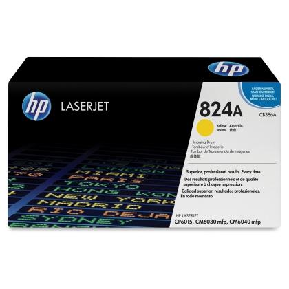 Originální fotoválec HP 824A, HP CB386A (Žlutý fotoválec)