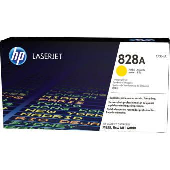 Originální fotoválec HP  828A, HP CF364A (Žlutý Drum)