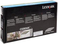 Originální fotoválec Lexmark C53034X (Barevný Drum)