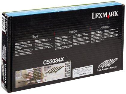 Originální fotoválec Lexmark C53034X (Barevný fotoválec)