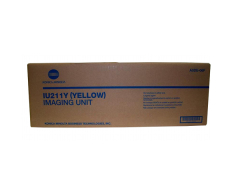 Originální fotoválec MINOLTA IU211Y (A0DE06F) (Žlutý Drum)