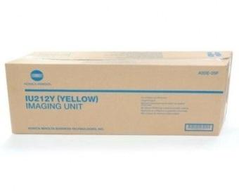 Originální fotoválec MINOLTA IU-212Y (A0DE05F) (Žlutý Drum)