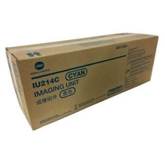 Originální fotoválec MINOLTA IU-214C (A85Y0KD) (Azurový fotoválec)