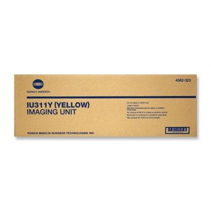 Originální fotoválec MINOLTA IU311Y (4062-323) (Žlutý fotoválec)