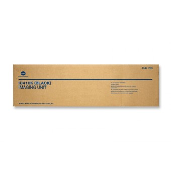 Originální fotoválec MINOLTA IU410K (4047-203) (Černý Drum)