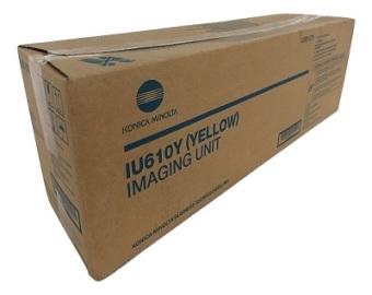 Originální fotoválec Minolta IU-610Y (A06007F) (Žlutý Drum)