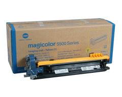 Toner do tiskárny Originální fotoválec MINOLTA A03105H (Žlutý fotoválec)