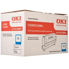 Originální fotoválec OKI 42126664 (Azurový Drum)