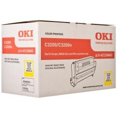Originální fotoválec OKI 42126662 (Žlutý Drum)